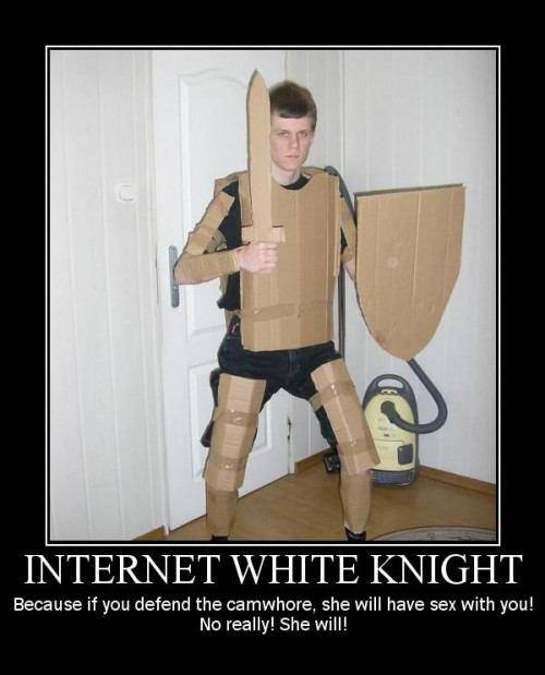 internetwhiteknight