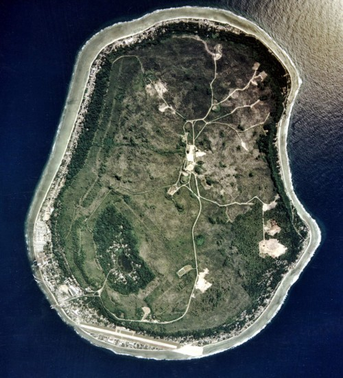 Nauru satellite