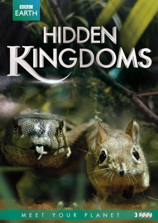 Hidden Kingdoms COMPLETE mini series