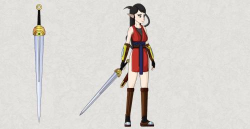 Maya (Sword) 2