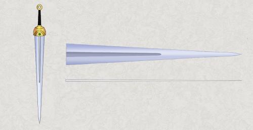 Maya (Sword) Blade